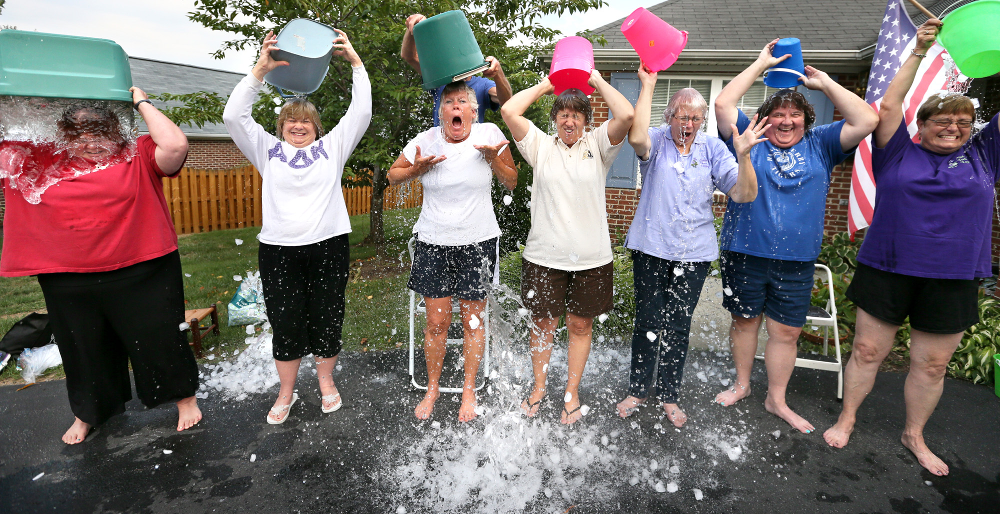 Has The Ice Bucket Challenge Made a Difference?