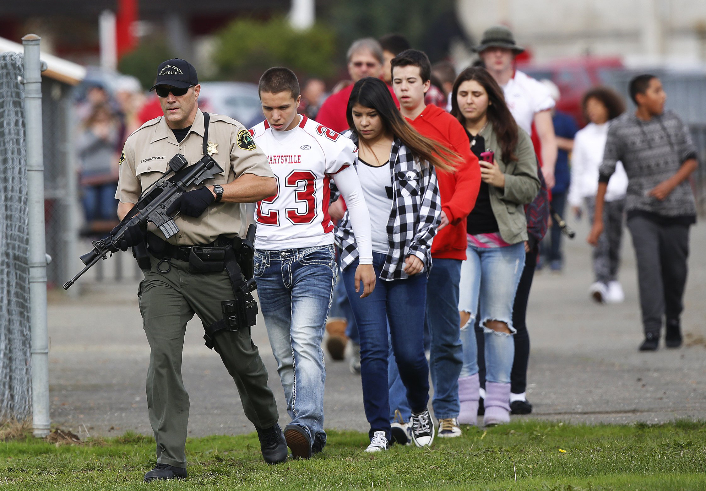 Twitter And The Marysville School Shooting