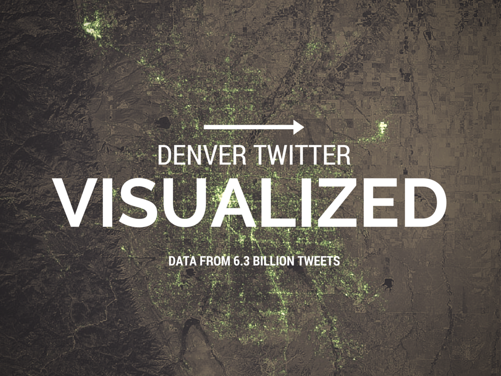 Denver Twitter Visualized
